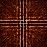 Checkered предпосылка с влиянием движения Стоковые Фото