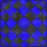 Checkered текстура 3d Стоковое Изображение RF
