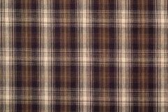checkered ткань Стоковые Изображения