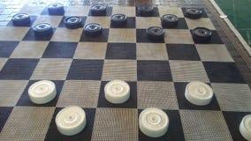 checkered стоковое изображение rf
