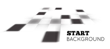 Checkered abstract background Royalty Free Stock Image