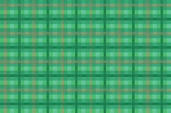 Checkered background. Green checkered background, used lens filter Royalty Free Illustration