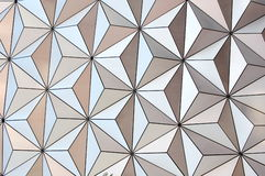 Checkered Background. A silver and gray checkered background royalty free stock photo