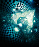Checkered background. Abstract background made from checkered pattern Royalty Free Stock Photo