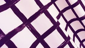 Checkered background. A beautiful backdrop of black and white checkered fabric Stock Image