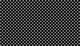 Checkered background. Black and white Stock Images