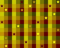 Checkered background royalty free illustration