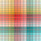 Checkered background, seamless pattern Royalty Free Stock Image