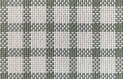 Checkered canvas Stock Images