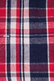 Checkered cloth close up Royalty Free Stock Image