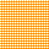 Checkered cloth picnic. Seamless Tablecloth, fabric, material, textile Royalty Free Stock Image