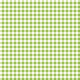 Checkered cloth picnic. Seamless Tablecloth, fabric, material, textile Royalty Free Stock Images