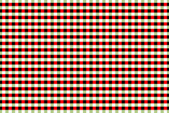Checkered Design in Colors Stock Image