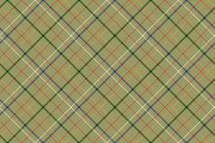 Checkered diagonal fabric texture seamless pattern. Vector illustration. Flat design. No gradient. No transparent. EPS 10 Stock Images