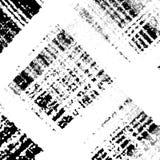 Checkered Distress Texture Diagonale Stock Photo