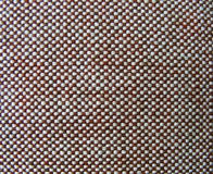 Checkered fabric Stock Image