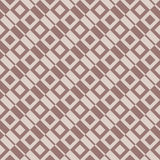 Checkered fabric background. Brown and beige seamless pattern Royalty Free Stock Images