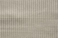 Checkered fabric of beige color Royalty Free Stock Photo