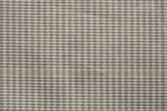 Checkered fabric of beige color Stock Photos