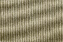 Checkered fabric of brown color Stock Image