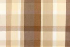 Checkered fabric Royalty Free Stock Photos