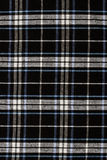 Checkered fabric pattern Stock Photo