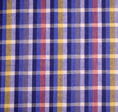 Checkered Fabric Stock Images