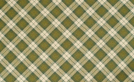 Checkered fabric texture. For background Royalty Free Stock Photo