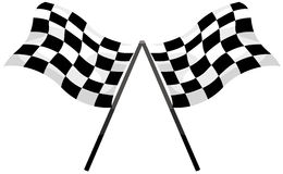Free Checkered Flag Stock Photography - 19283052