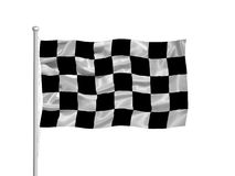 Checkered Flag 2 Stock Photo