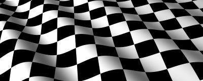 Checkered flag Stock Photos