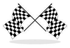 Free Checkered Flag Stock Image - 35177461