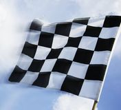 Checkered flag stock images