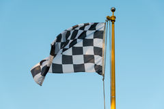 Checkered Flag Royalty Free Stock Images
