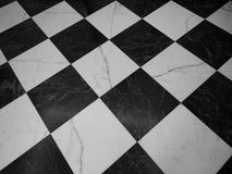 Checkered floor texture background Royalty Free Stock Photo