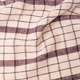 Checkered fragment of cloth Royalty Free Stock Images