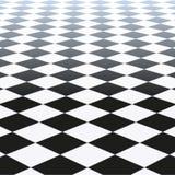 Checkered Fußboden Stockbilder