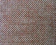 Checkered Gewebe Stockbild