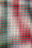 Checkered Gewebe Lizenzfreies Stockfoto