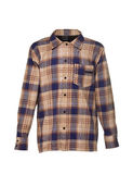 Checkered Hemd für Männer stockfotografie