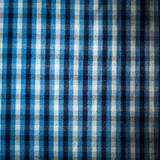 Checkered material background Royalty Free Stock Image