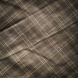 Checkered material background Royalty Free Stock Photography