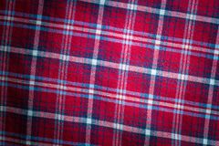 Checkered material background Royalty Free Stock Photo