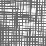Checkered monochrome vector background. For design and wallpaper Stock Photo