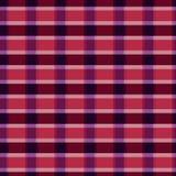 Checkered nahtloses Muster Helle Plaidbeschaffenheit Lizenzfreie Stockfotos