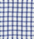Checkered napkin Stock Photos