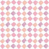 Checkered pale color pattern Stock Photography