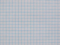 Checkered paper texture background Royalty Free Stock Photography
