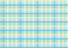 Checkered pattern. Blue and yellow background Vector Illustration