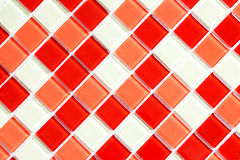 Checkered pattern. Photo shot of checkered pattern Royalty Free Stock Images